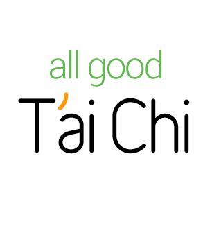 All Good Tai Chi logo